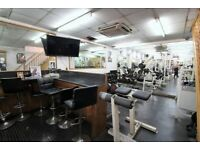 Successfully running Gym in the heart of Walthamstow--Viewing STRICTLY by appointment