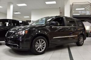 2015 Chrysler Town & Country S CAMÉRA+CUIR