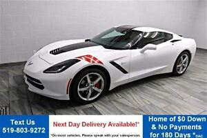 2014 Chevrolet Corvette Stingray STINGRAY! TARGA TOP! PERFORMANC