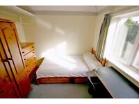 Lovely first floor single room - all bills included - close to University and Town