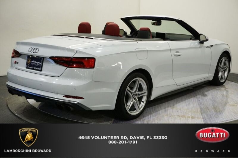 Image 3 Voiture American used Audi S5 2018