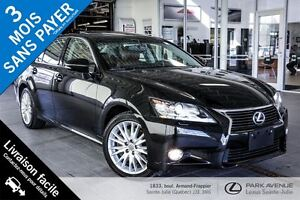 2013 Lexus GS 350 Fully loaded*Navigation, Heads up display *
