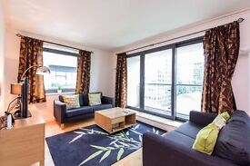 *LUXURY 2 BED APARTMENT IN THE HEART OF CANARY WHARF, GREAT WATER VIEWS.* TG