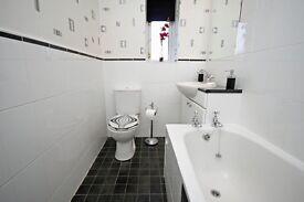 3bdrm ground floor flat West Pilton View, available 1/8/13 £550 pcm