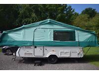 Pennine Pathfinder Folding Camper 2006 -Lots Of Extras