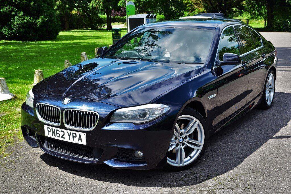 bmw 520d m sport diesel f10 model 5 series sat nav hpi model px audi vw. Black Bedroom Furniture Sets. Home Design Ideas