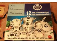 Kaiserbach Kitchen High Quality Pots & Pans