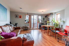 2 bedroom flat in Leamore Court, Meath Crescent, London E2