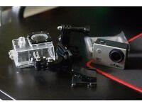 Linktech 1080p dashcam/actioncam (2 days old)