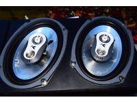 6X9 SPEAKERS X4