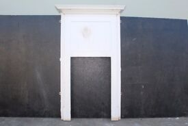 Cast Iron Facial Surround. Comes As Seen In Photo. £70 Takes it #08
