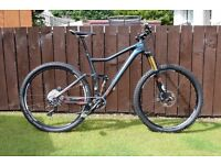 2014 Cube Stereo super HPC RACE 29er NEW FRAME (MTB mountain bike stumpjumper specialized trek)