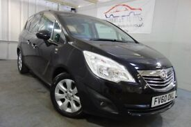 2010 VAUXHALL MERIVA ++LOW MILES & HIGH SPECIFICATION++