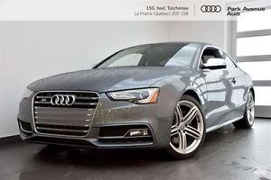 2013 Audi S5 3.0 TFSI PROGRESSIV NAV+TOIT PANO !