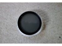 Hoya 55mm circular polariser filter
