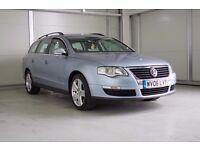 2006 Volkswagen Passat 2.0 TDI SE 5dr Estate , Service History Inc Cambelt Change