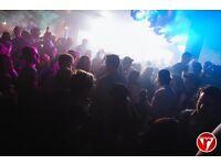 Lighting Jockey at Club Revenge
