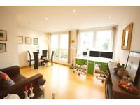 TOP FLOOR 1 BED WITH BALCONY-OFFERED FURNISHED- NEW BUILD HELION COURT-E14 CANARY WHARF ISLE OF DOGS