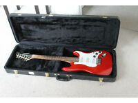 Fender Starcaster Electric Guitar New Case