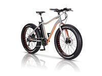 Electric Bike - 'Bigfoot' Fat Tyre E-Bike, by VOLT.