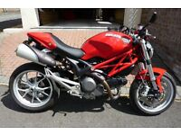Ducati Monster 1100 - Spotless condition, 10 months MOT