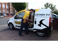 Qualified Handymen, Electricians and Plumbers Anywhere in London.