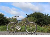 Bargain Bike for sale very expensive when new top vintage German make,collectors bike strong fast