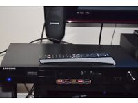 SAMSUNG DIGITAL DVD/CD/ HDD RECORDER FREE VIEW/250GB/WITH REMOTE CAN SEE WORKING