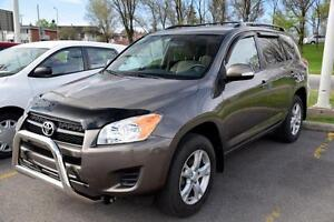 2012 Toyota RAV4 TOURING 4WD TOIT MAGS BLUETOOTH NEVER ACCIDENT