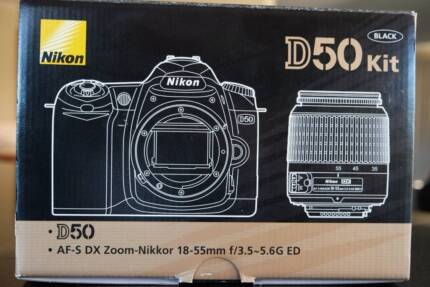 Nikon D50 DSLR - Upgrade to digital SLR and see the difference Shearwater Latrobe Area Preview