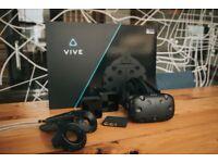 HTC VIVE VR - BRAND NEW £468.99!! RRP £599