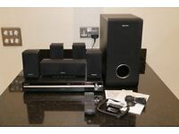 Sony HT-SS1100 Home Theatre System 5.1 Dolby Pro Logic HDMI S-master