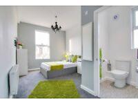 Stunning XL double room with en-suite