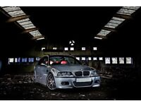 BMW E46 M3 Manual Coupe, Top Spec (Facelift, Last of the generation)
