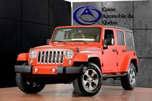 2016 Jeep WRANGLER UNLIMITED Sahara 4X4 2xTOITS NAV LOCATION
