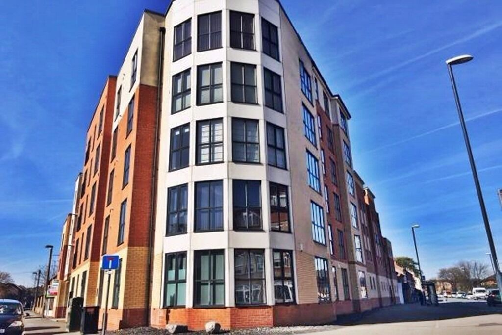 FULLY FURNISHED 2 BED APARTMENT. CITY WALK, DERBY CITY CENTRE