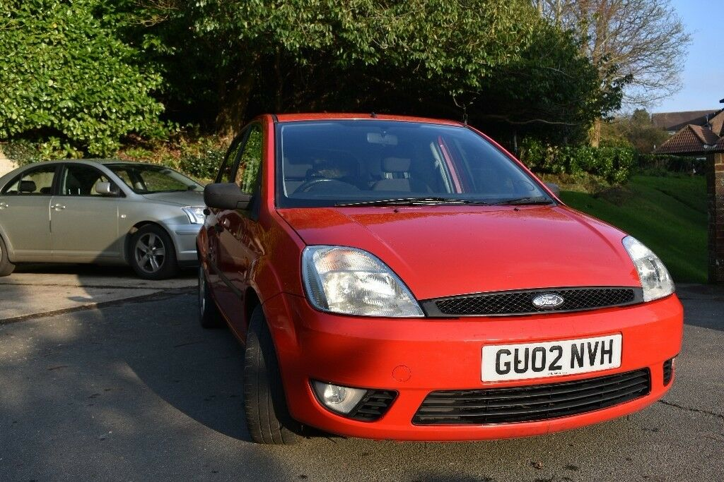Ford Fiesta Zetec 1.4L MOT until Oct 2018 78,000 miles 3 owners including me, very low-cost to run