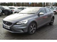 Volvo V40 D2 R-DESIGN (grey) 2016-09-22