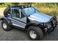 NCF Outbak, Suzuki Vitara based 4x4
