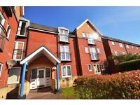 2 bed furnished apartment - Atlantic Wharf Cardiff