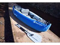 Sevylor Adventure 2 Person Inflatable Kayak