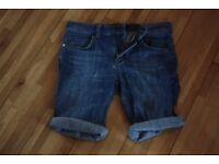 Paul Frank denim shorts
