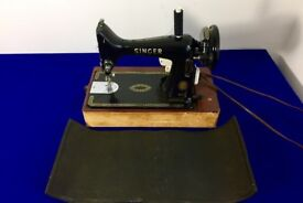 SINGER SEWING MACHINE 99K 1954