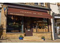 Weekend Kitchen / Deli Staff Needed for Award-Winning Bar & Charcuterie