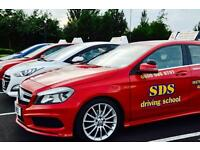 Manual driving lesson First 5 for £75 ! INTENSIVE COURSES / PASS PLUS / AUTOMATIC DRIVING LESSONS