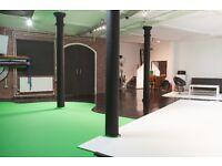 Photo and Video studio sharing