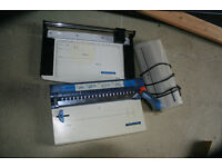 laminator paper cutter and punch