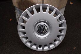 Volkswagen Golf Mark 4 Wheel Trims - VW Hub Caps