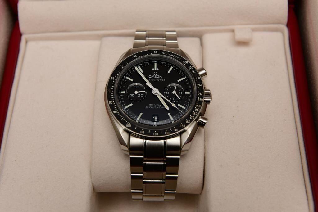 a0b70e124e7 Omega Speedmaster 9300 Automatic Co Axial Chronometer Chronograph.