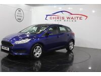 FORD FOCUS STYLE TDCI (blue) 2015